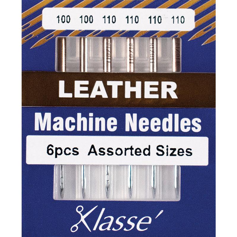 Leather Needle Assorted 100-110