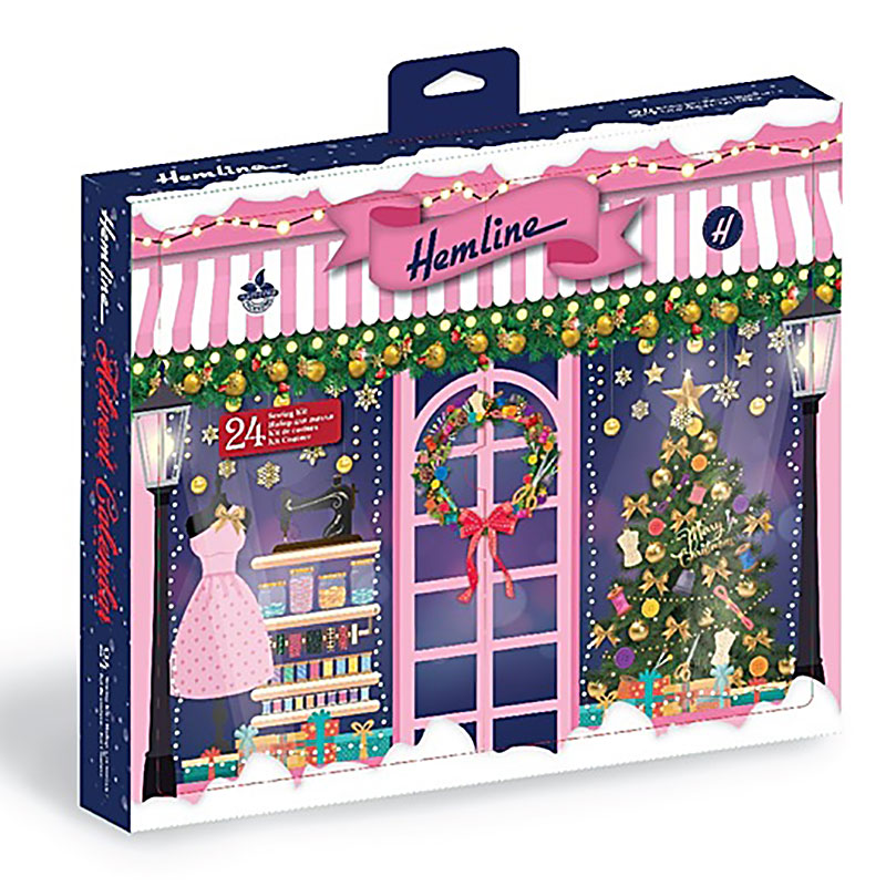Sew-Sensational Advent Calendar 2020