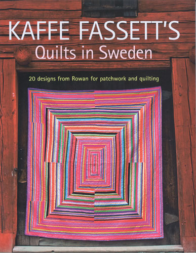 Kaffe Fassetts Quilts In Sweden