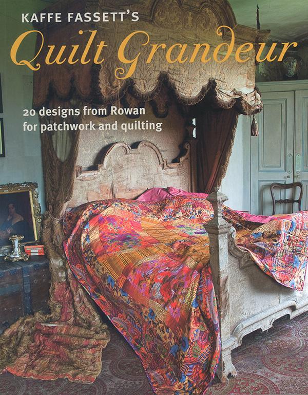 K Fassetts Quilt Grandeur