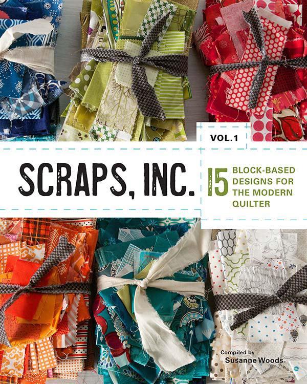 Lucky Spools Scraps Inc Vol 1
