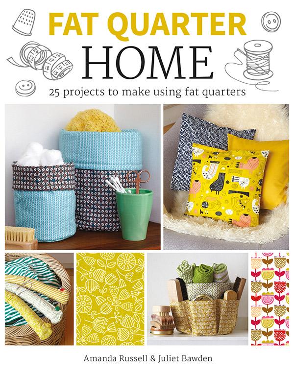 Fat Quarter: Home Book *