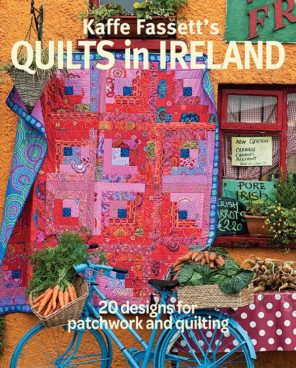 Kaffe Fassetts Quilts In Irelan