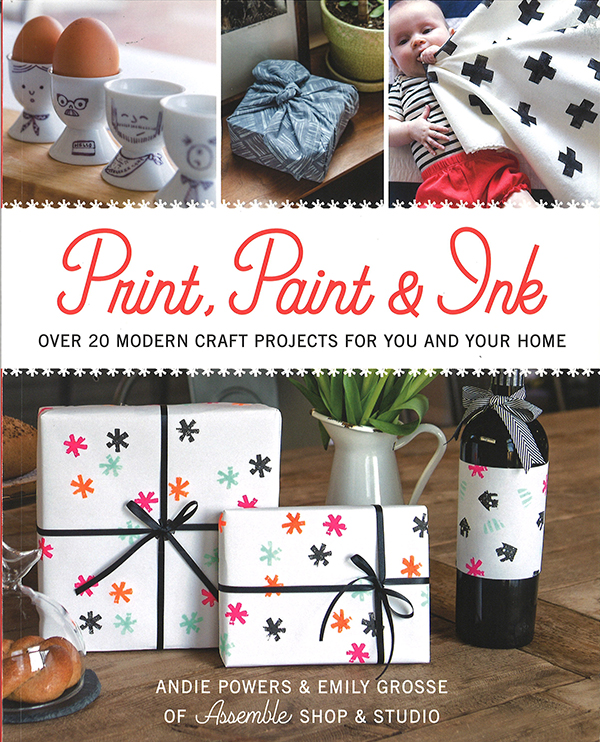 Print Paint & Ink
