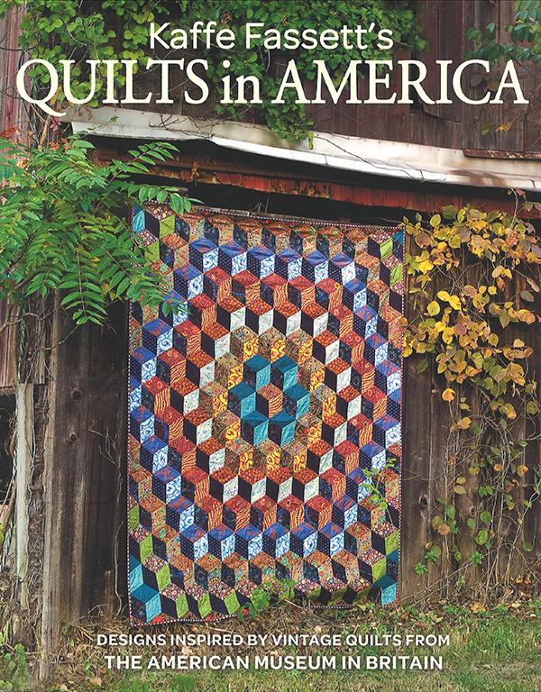 Kaffe Fassett: Quilts In America