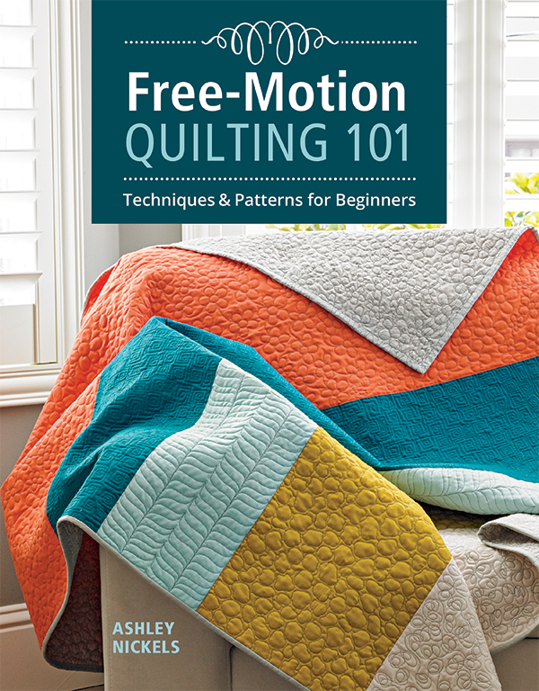 Free Motion Quilting 101