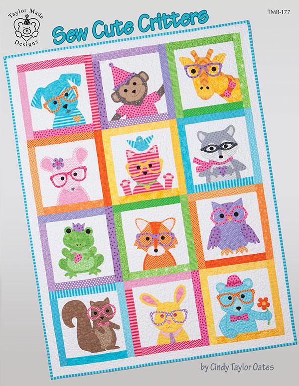 Sew Cute Critters