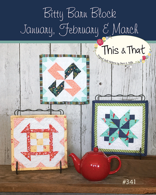 Bitty Barn Jan-March