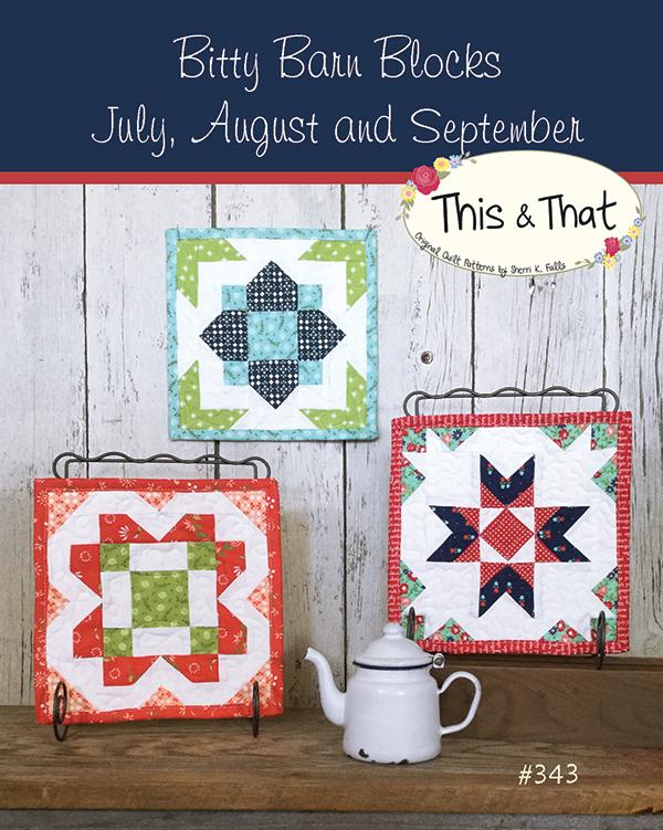 Bitty Barn July-September