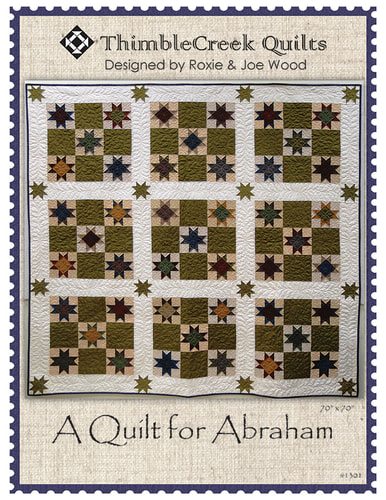 A Quilt For Abraham