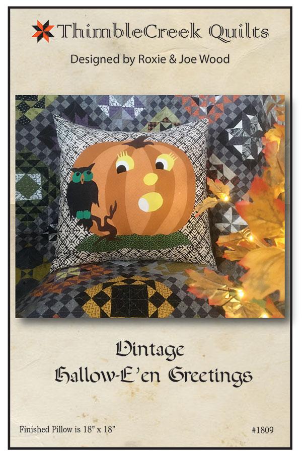Vintage Hallow-E'en Greetings