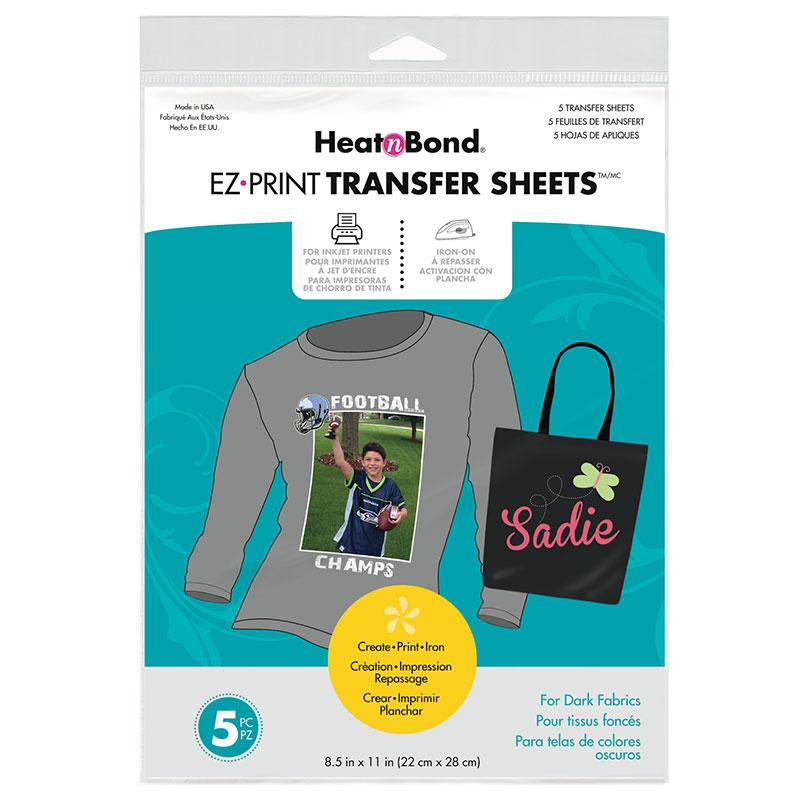 HeatnBond EZ Print Transfer Dk