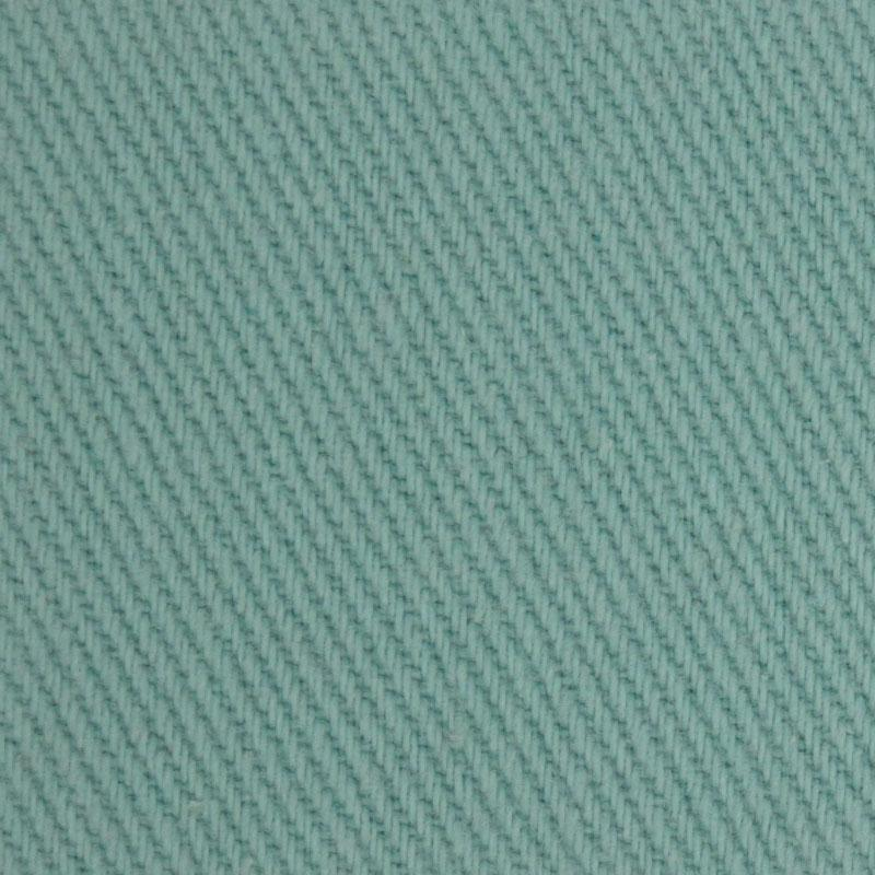 James Thompson - Crosshatch Denim - Soft Aqua