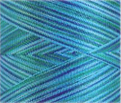 Rainbow Thread 500yd Mediterranean 831