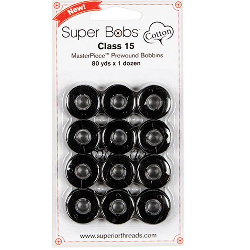#161 Raven (Class 15) - Super Bobs Cotton