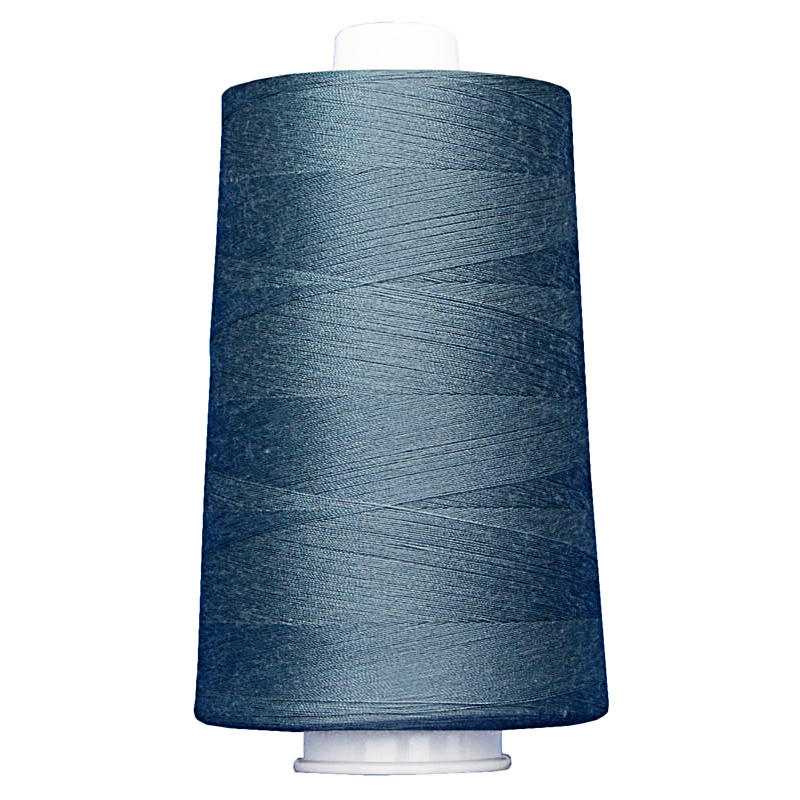 OMNI Thread 6,000yds Steel Blue