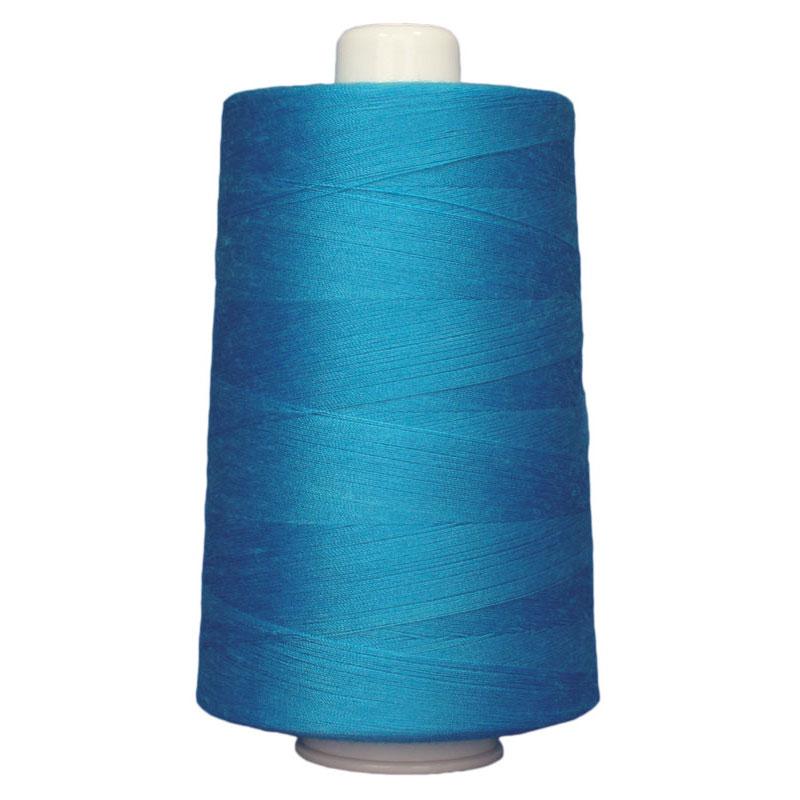 OMNI Thread 6,000yds Aqua 3169