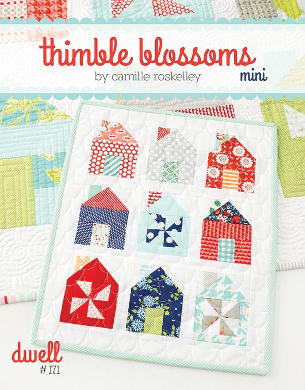 Dwell Mini Pattern Houses