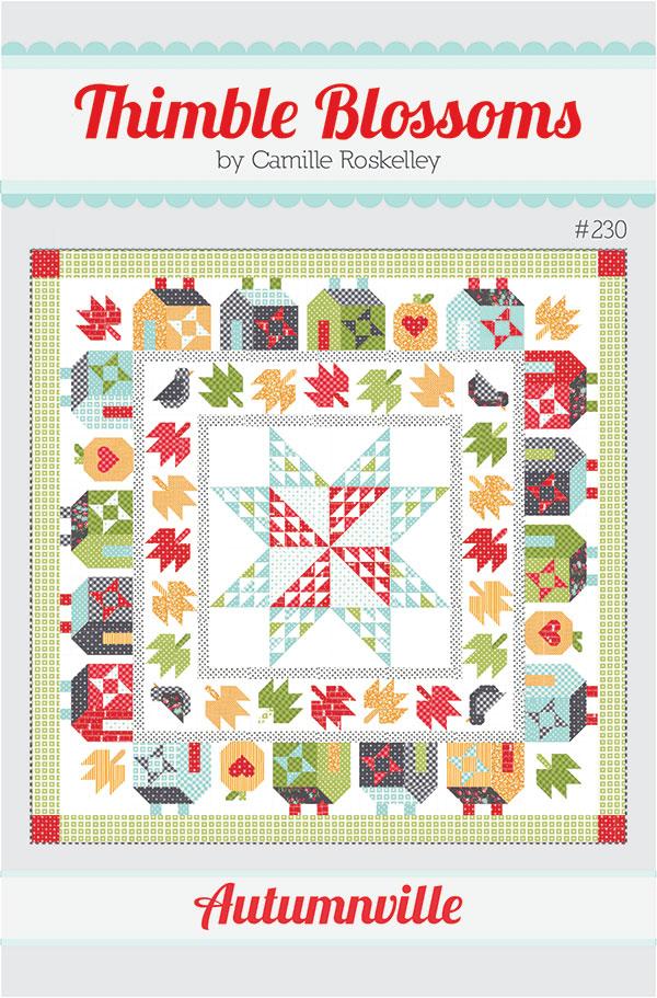 Autumnville Pattern -- P23000