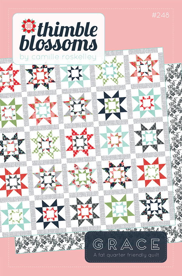 Grace Quilt Pattern by Thimble Blossom