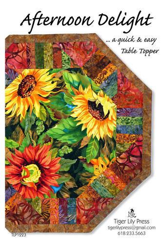 Afternoon Delight - Tiger Lily Press - TLP1223