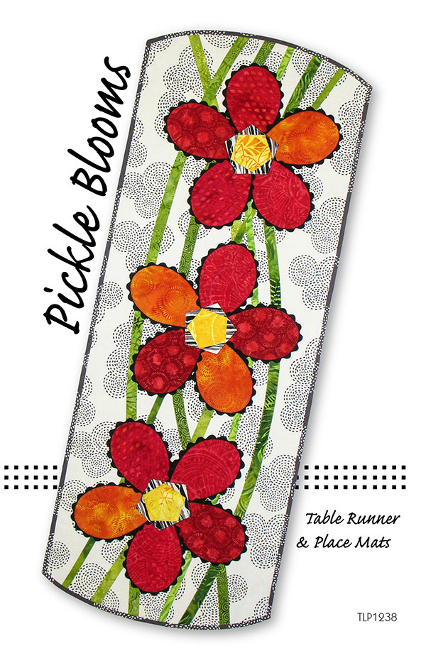 Pickle Blooms Table Rnr/Place