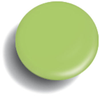 Snap Source Capped Prong Ring Size 16 - Lime