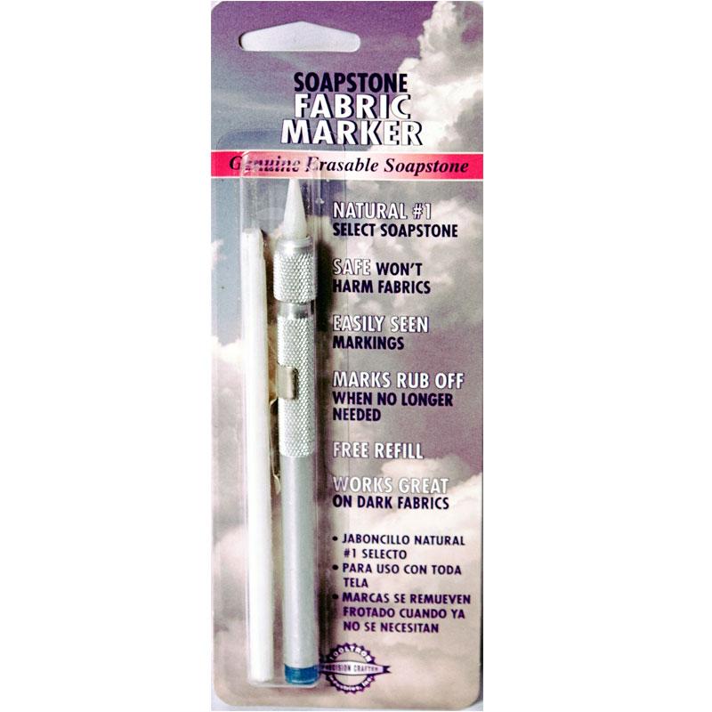 Soapstone Fabric Marker