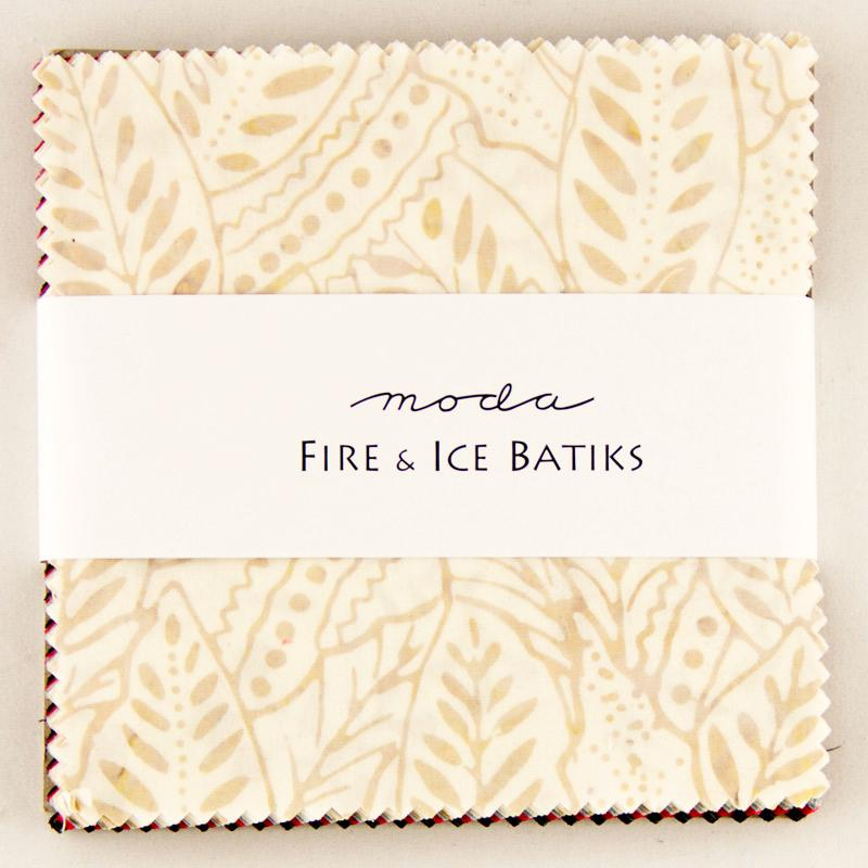 Fire Ice Batiks Charm Pack
