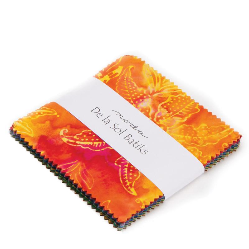 De la Sol Batiks Charm Pack