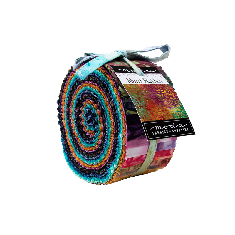 Maui Batiks Jelly Roll?