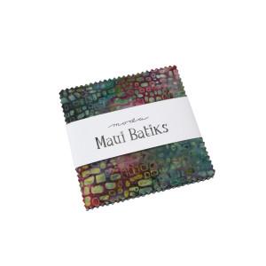 4353PP Maui Batiks Charm Pack