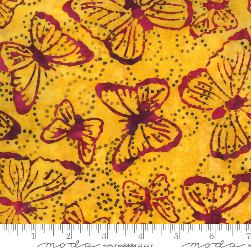 PRE-ORDER Sunny Day Batiks 4358-11 Sunshine