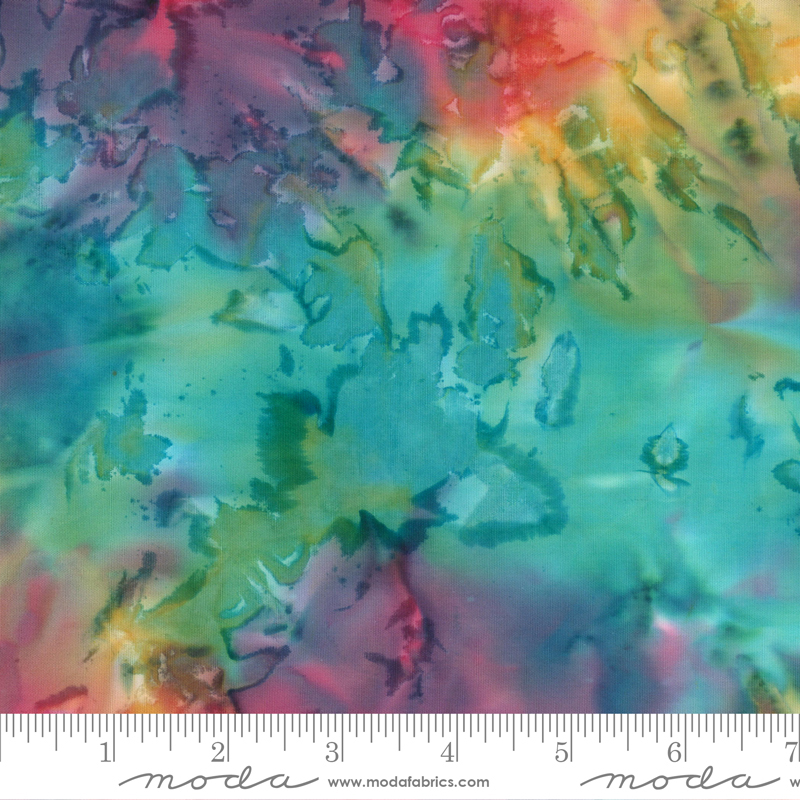 PRE-ORDER Sunny Day Batiks 4358-19 Rainbow