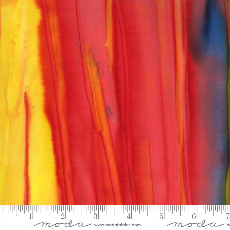 PRE-ORDER Sunny Day Batiks 4358-44 Rainbow