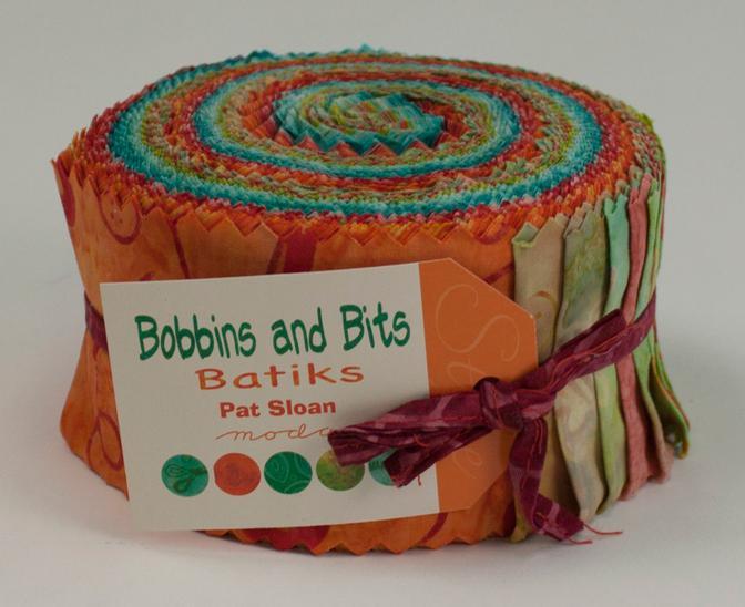 Jelly Roll Bobbins & Bits