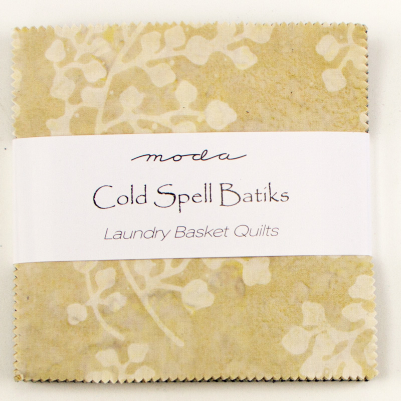 Cold Spell Batiks Charm Pack