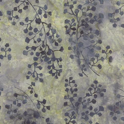Moda Cold Spell Batik 42225 98 Green