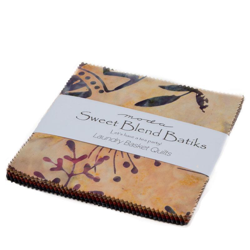 42299PP Sweet Blend Batiks Charm Pack