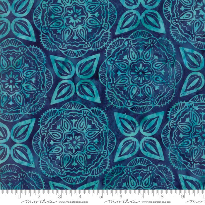 Longitude Batiks Rayon - #27259-42R - By Kate Spain