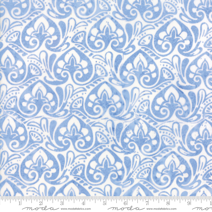 27259 103 Longitude Periwinkle by Kate Spain for Moda
