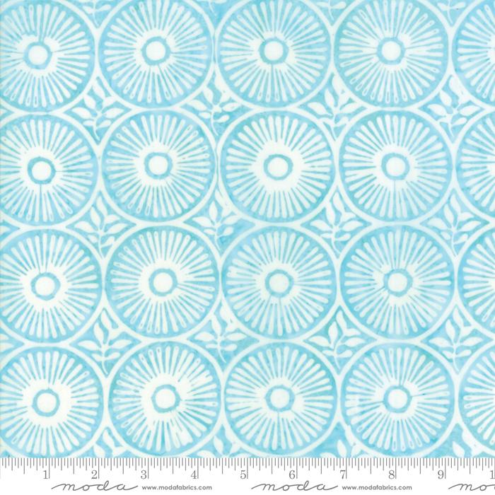 27259 88R Longitude Rayon Aqua by Kate Spain for Moda