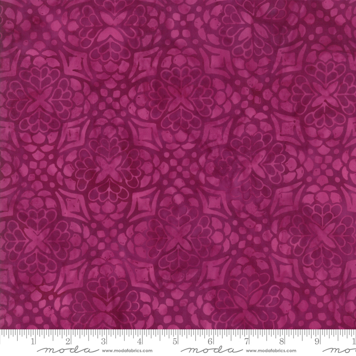 27259 154R Longitude Rayon Magenta by Kate Spain for Moda