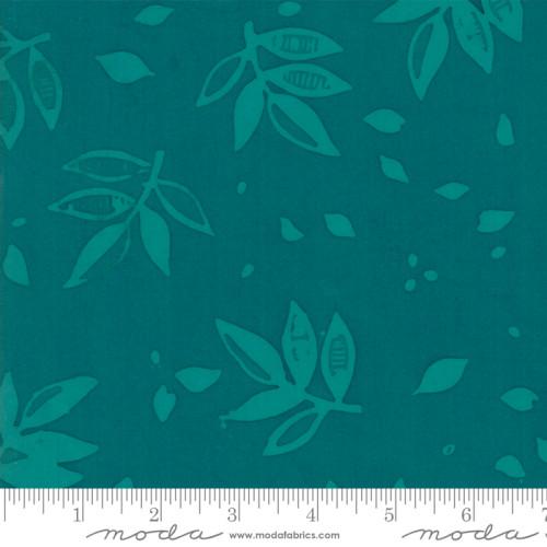 Bazaar Rayon Teal Green Floral 54