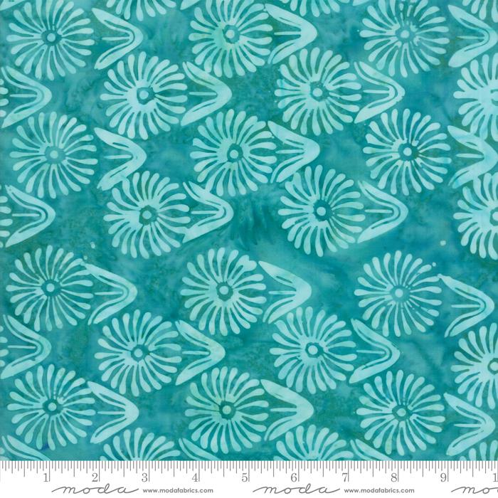 54 Calypso Rayon Turquoise