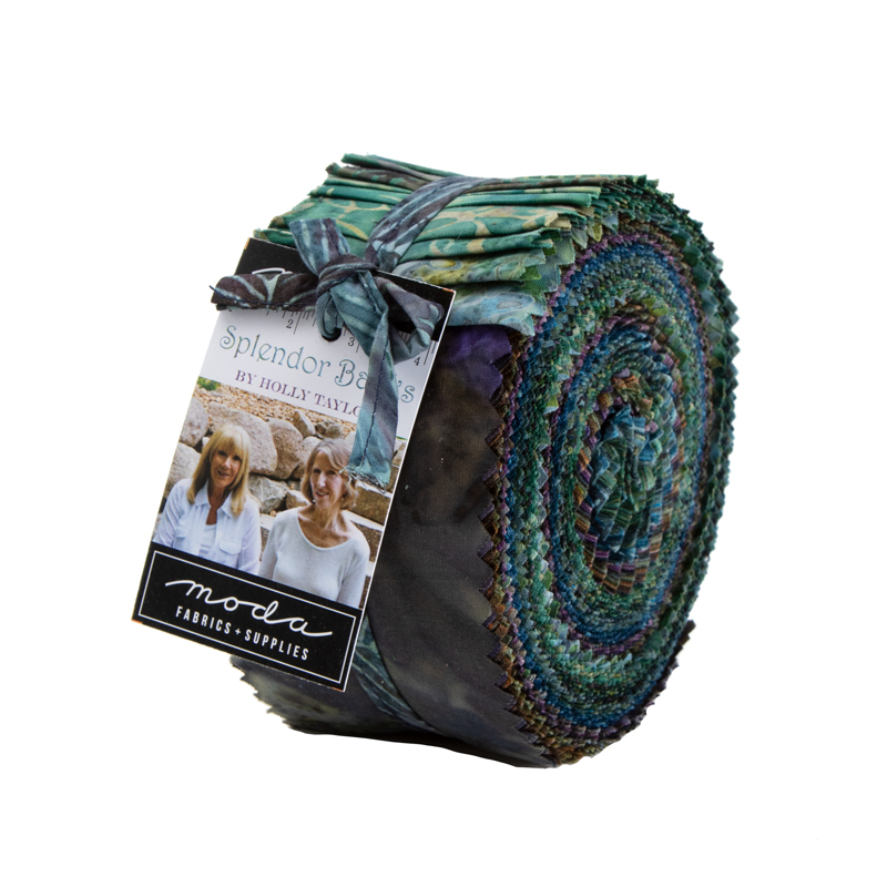Splendor Batiks Jelly Roll®
