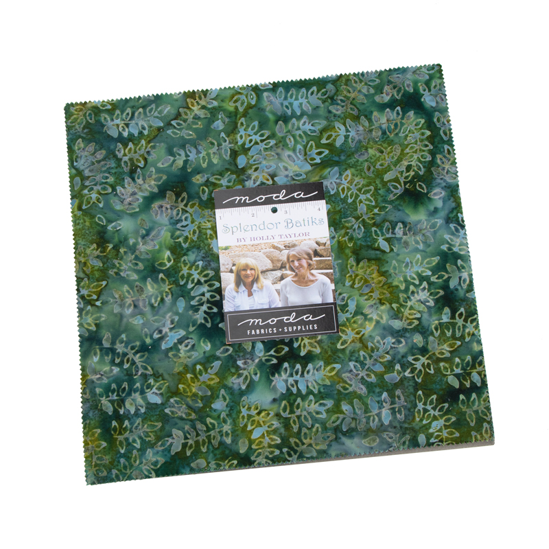 Layer Cake-Moda Splendor Batiks