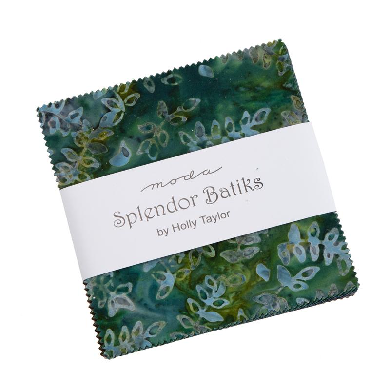 Splendor Batiks Charm Pack