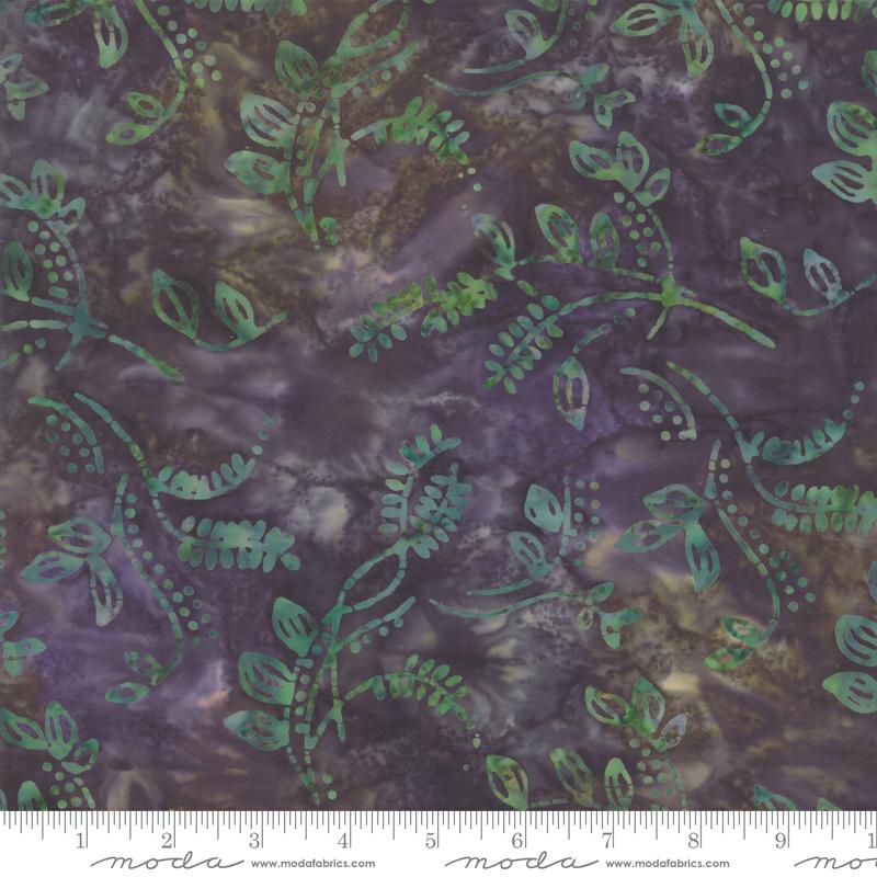 Splendor Wildflowers Eggplant