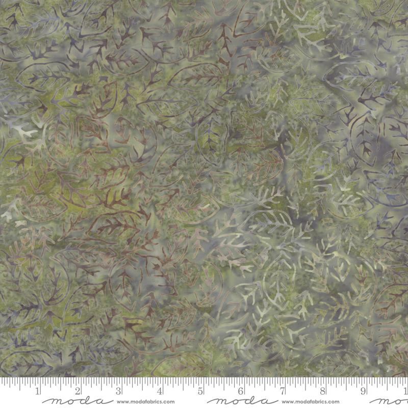 4354 32 Splendor Silhouettes Moss